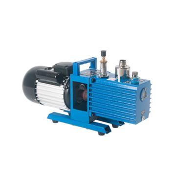 谭氏 真空泵,直联旋片式,2XZ-1,单相,抽气速度:1L/S,外形尺寸:469x168x260mm