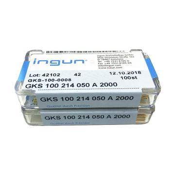 INGUN 测试探针,GKS 100 306 130 A 2000