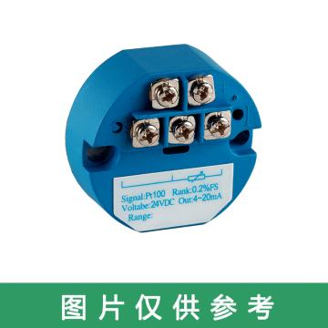 重庆川仪 一体化温度变送器,SBWZ-4-TS1(0-100)
