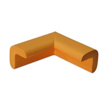 安赛瑞 经济型防撞护角,黄色,22×22×50mm,11607-4,4个/包