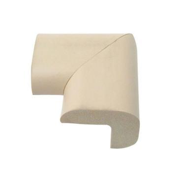 安赛瑞 经济型防撞护角,象牙白,48×48×70mm,11612-4,4个/包
