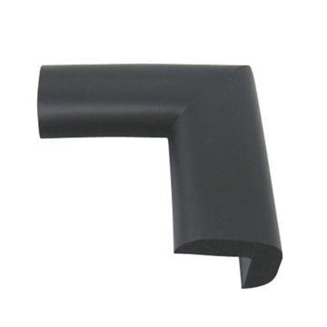 安赛瑞 经济型防撞护角,黑色,31×31×70mm,11614-4,4个/包