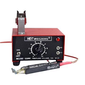 HOTWEEZERS MEISEI導線熱剝器,平口型,6.3mm線徑,M10-4C