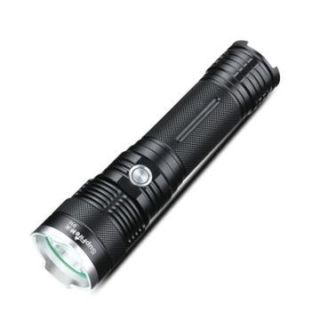 神火 强光手电筒,D16,10W含USB线 26650电池 转换筒 吊绳,单位:个