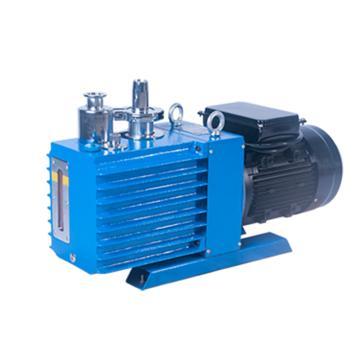 谭氏 真空泵,直联旋片式,含强制防返油装置,2XZ-6C,单相,抽气速度:6L/S
