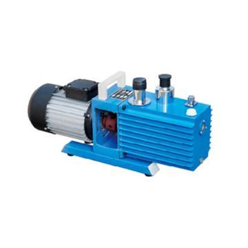 谭氏 真空泵,直联旋片式,含强制防返油装置,2XZ-4C,三相,抽气速度:4L/S