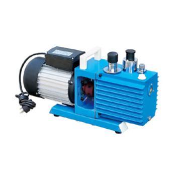 谭氏 真空泵,直联旋片式,含强制防返油装置,2XZ-2C,单相,抽气速度:2L/S