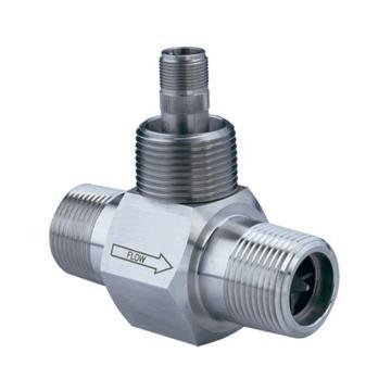 OMEGA 316不锈钢液体涡轮流量计,FTB-1411,±1%读数精度 -101-177°C 5000psi 10:1