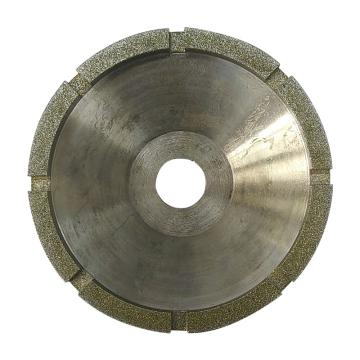 遂盾金刚石碗型砂轮,Ø150*Ø27*45,50目