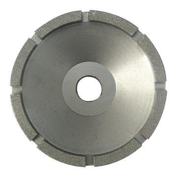 遂盾金刚石碗型砂轮,Ø100*Ø27*45mm,40目