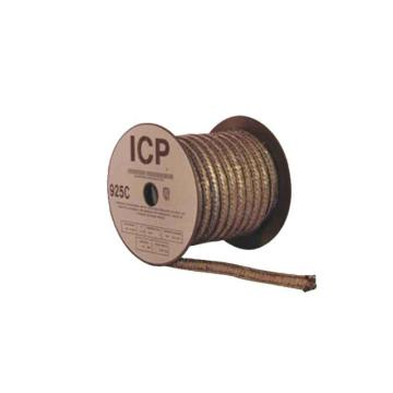 ICP925C膨化石墨混编碳素纤维盘根,10mm*10mm,按公斤销售