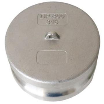 """CAFER SS316快速接头DP型,塞头插头,XYCAML-006-0750,3/4"""""""