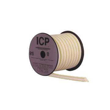 ICP915芳纶四氟混合编制盘根,8mm*8mm,按公斤销售