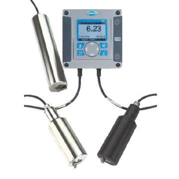 哈希 污泥濃度分析儀探頭,T-Line sc 濁度探頭,PVC 材質,帶自清洗刮片(0.001-4000NTU)