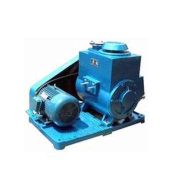 谭氏 真空泵,旋片式,2X-4A,单相,抽气速度:4L/S,转速:450rpm