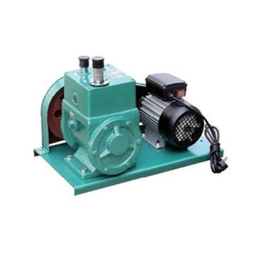 谭氏 真空泵,旋片式,2X-4A,三相,抽气速度:4L/S,转速:450rpm
