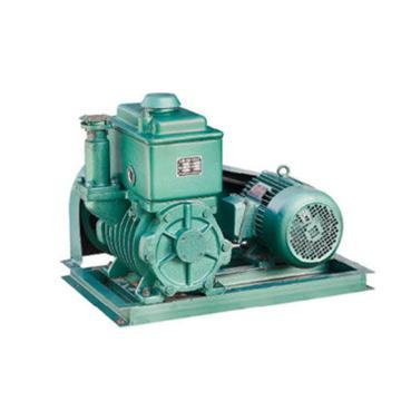 谭氏 真空泵,旋片式,2X-8A,三相,抽气速度:8L/S,转速:320rpm