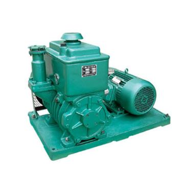 谭氏 真空泵,旋片式,2X-30A,三相,抽气速度:30L/S,转速:450rpm