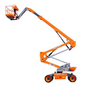 鼎力 自行走曲臂式高空作业平台,工作载荷(kg):230 工作高度(m):20.23 电池驱动,GTBZ20AE