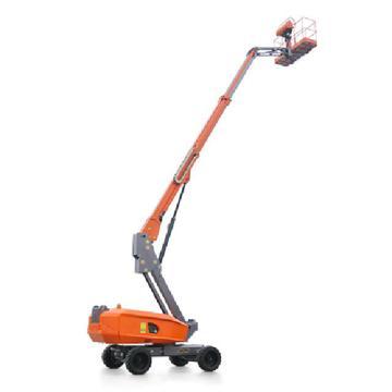鼎力 自行走直臂式高空作业平台,工作载荷(kg):230 工作高度(m):20.19,GTBZ20SI