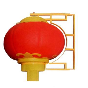 格瑞捷 红灯笼,400mm红光防水,单位:个