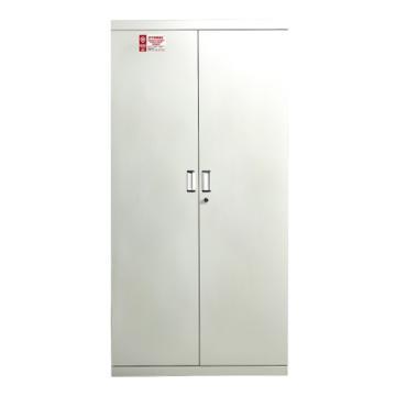 西斯貝爾SYSBEL 緊急器材柜-灰色,不帶視窗,雙門/手動,1800×1200×450mm,WA930450