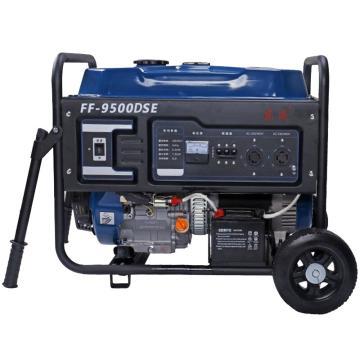 东成 汽油发电机,FF-9500DSE
