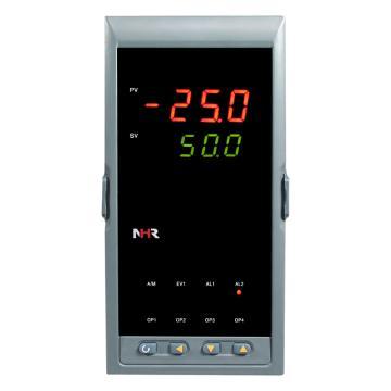 虹润 数字控制仪,NHR-5310B-55/X-0/0/2/X/1P(24)-A