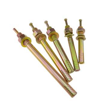 碳钢彩芯击芯膨胀螺丝,M16*150,5个/包