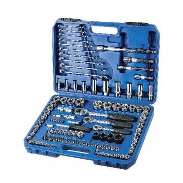 雷诺 120件套6.3mm+10mm+12.5mm系列公制组套,120PC,120120
