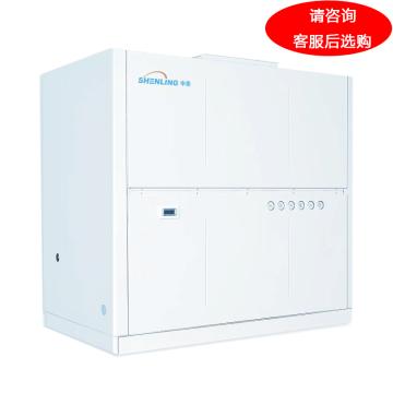 申菱 3P恒温恒湿风冷空调机,HF7NH(后回风,顶出风型),冷量7.7KW,不含安装及辅材。限区