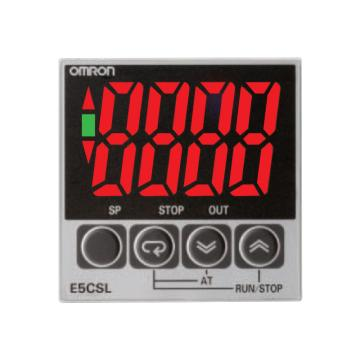 欧姆龙,温度控制器,E5CSL-RTC,AC100-240