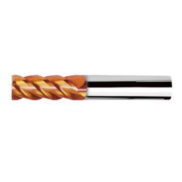 刃天行 整体硬质合金涂层铣刀,HT-PMφ3*50(PHM4030-050S04)