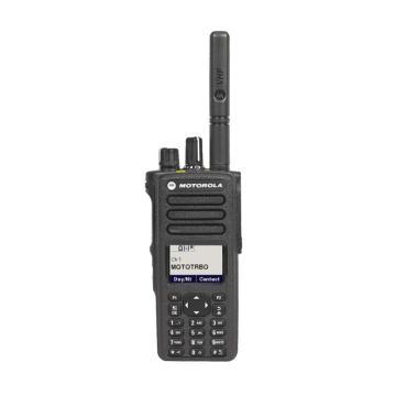 摩托羅拉 GP338D+手持對講機,(非防爆) 全鍵有顯(如需調頻,請告知)