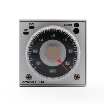 欧姆龙 时间继电器,H3BA-N8H AC220V