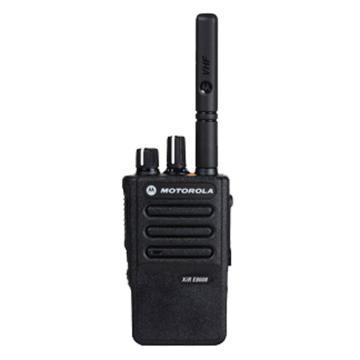 摩托羅拉 XiR E8600 手持對講機,無鍵無顯(如需調頻,請告知)
