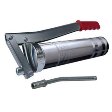 MATO 3012090 手動壓桿式黃油槍,出口M10x1螺紋,帶硬管