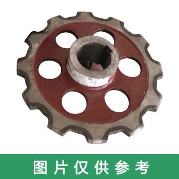 靖江華和環保 斗提機驅動端提升鏈條鏈輪,ZBT400×20型斗提機配用
