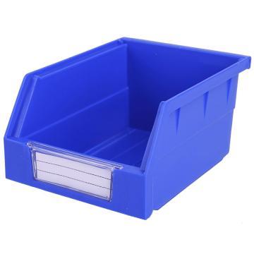 西域推荐 背挂零件盒 物料盒,外尺寸规格D*W*H(mm):140×105×75,全新料,蓝色,24个/箱