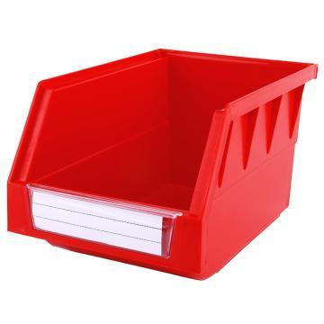 西域推荐 背挂零件盒 物料盒,外尺寸规格D*W*H(mm):220×140×125,全新料,红色,12个/箱