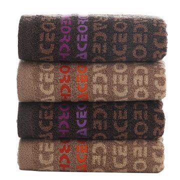 潔麗雅Grace經典提花毛巾,74*34cm 105g,8542,顏色隨機 單位:條