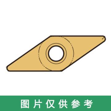 ARNO 车刀片,VCGT160404EN-ASF AM5025,单片装,10片/盒,请按10的倍数下单