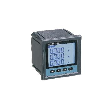 正泰CHINT PD666数显式电压表,PD666-2S4 380V 5A