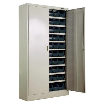 佰斯特 防靜電密集型貨柜,1100*330*1760(含防靜電料盒70件,270*140*125)帶門,MGJ01