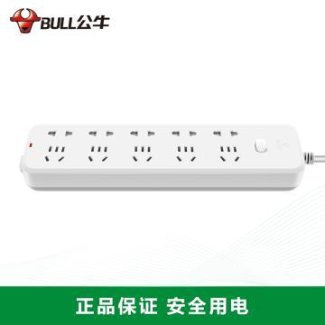 公牛BULL 接线板,GN-B5550 3m