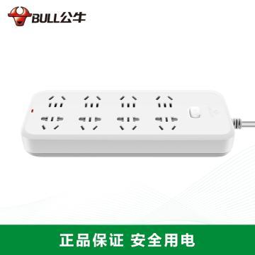公牛BULL 接线板,GN-B5080 5m