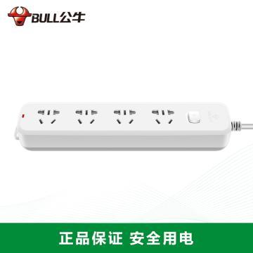 公牛BULL 接线板,GN-B5040 1.8m