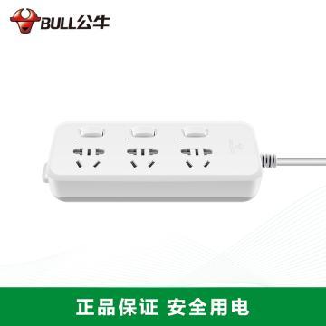 公牛BULL 接线板,GN-B5033 3m