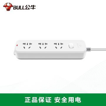 公牛BULL 接线板,GN-B5030 1.8M