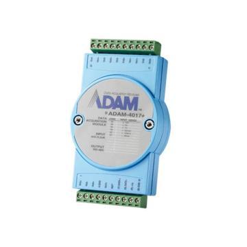 研华Advantech 分布式IO模块RS485,ADAM-4017+-CE